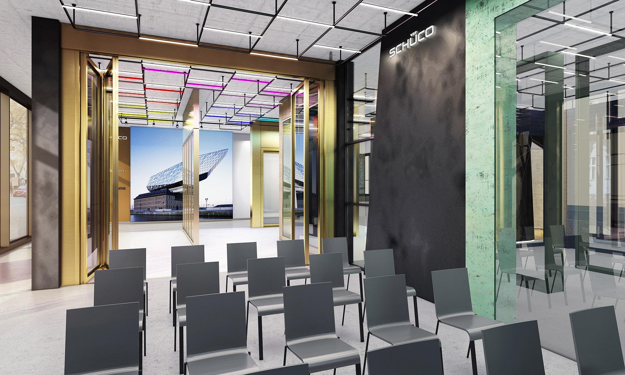 mojoimages architekturvisualisierung NordicOceanDesign Schueco Metropolitan Studio Berlin Seminar 2018