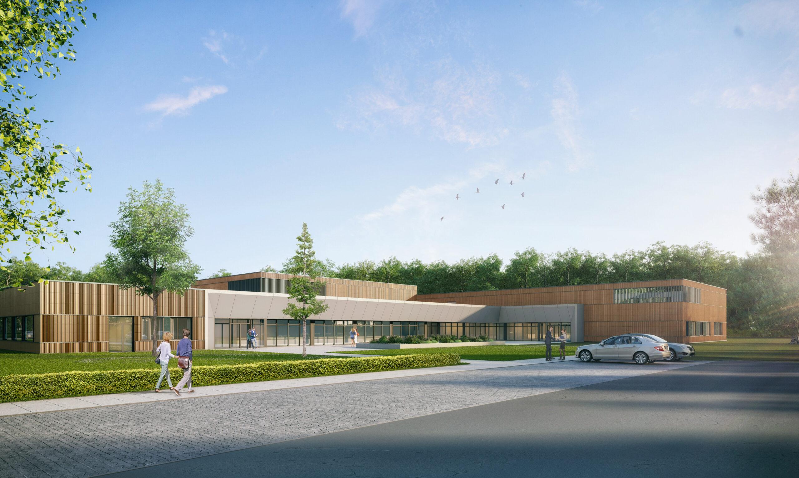mojoimages architekturvisualisierung klinik geilenkirchen